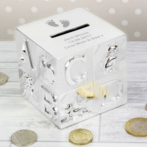 Footprints ABC Money Box
